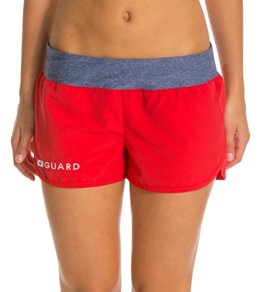 Speedo Lifeguard Female Stretch Waistband Short