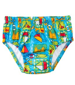 Sporti Fish Boat Swim Diaper