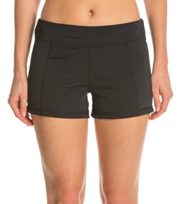 Girls4Sport Solid Swim Short