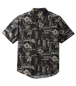 Quiksilver Waterman's Seagate Short Sleeve Shirt