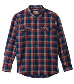 Quiksilver Waterman's Forest Beach Long Sleeve Shirt