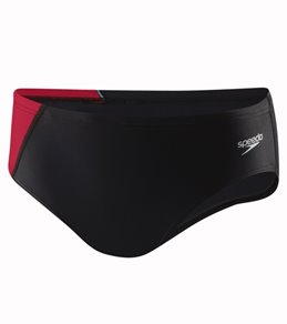 Speedo PowerFLEX Eco Revolve Splice Men's Brief Swimsuit