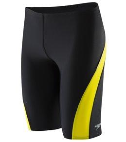 Speedo PowerFLEX Eco Taper Splice Youth Jammer Swimsuit