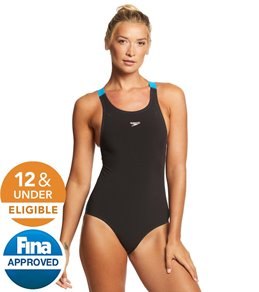 288e7432a79f2 Speedo LZR Racer Pro Recordbreaker with Comfort Strap Swimsuit ...