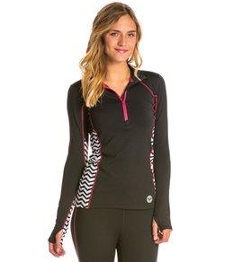 Roxy Twilight Half Zip Jacket