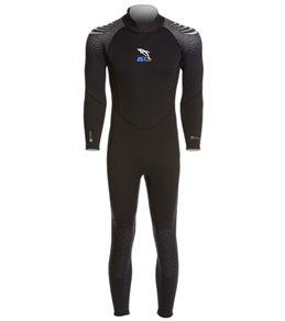 IST Flexus Men's 3mm Diving Wetsuit