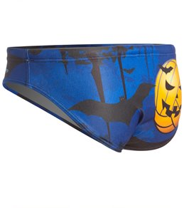 H2OTOGS Men's Ball Moon Water Polo Brief