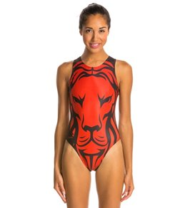 H2OTOGS Women's Lion Water Polo Suit