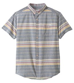 Lost Men's Dubby Short Sleeve Shirt