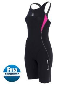 Aqua Sphere Women's Energize Kneeskin Tech Suit Swimsuit