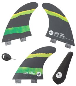 Creatures Mitch Coleborn Vert Series Dual Tab Surfboard Fins