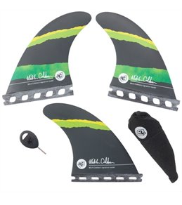 Creatures Mitch Coleborn Vert Series Single Tab Surfboard Fins