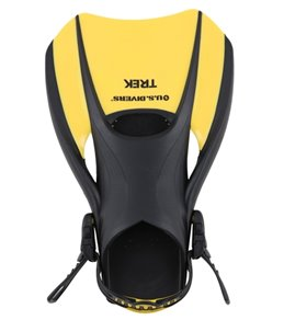 U.S. Divers Trek Travel Fins