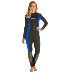 ScubaMax Women's Neoprene Full Suit