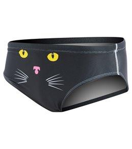 Splish Meow Brief Swimsuit
