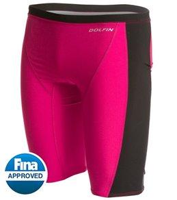 Dolfin Platinum2 Pro Color Block Jammer Tech Suit Swimsuit
