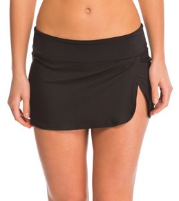 Nike Women's Core Solid Swim Skirt
