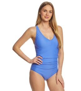 aac427b0361b0 Active Recreation Crossback One Piece Swimsuits at SwimOutlet.com