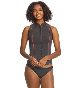 Prana Women's 2.0mm Kelis Front Zip Wetsuit Vest