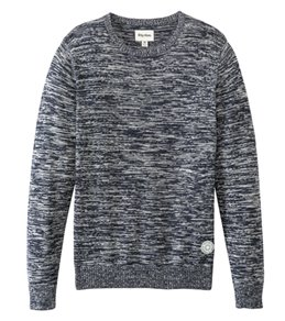 Rhythm Men's Blends Knit Pullover Sweater