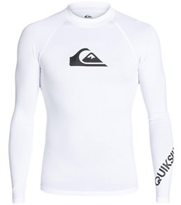 Quiksilver Men's All Time L/S Rashguard