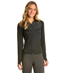 Mizuno Women's Breath Thermo Double Knit FZ Hoody