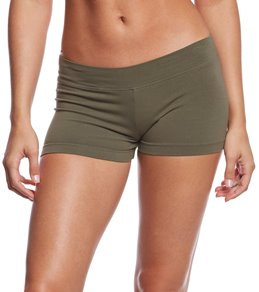 Hard Tail Bootie Yoga Shorts