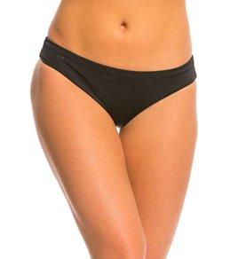 Oakley Women's Core Solids Shirr Hipster Bikini Bottom