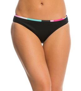 Anne Cole Women's Snow Cone Hipster Bikini Bottom