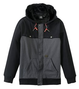 Volcom Men's Dash Zip Hoodie Jacket