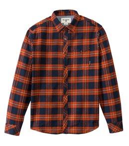 Billabong Men's Anderson Long Sleeve Flannel Shirt