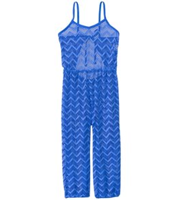 Gossip Girls' Nomad Child Cover Up Jumpsuit (7yrs-16yrs)