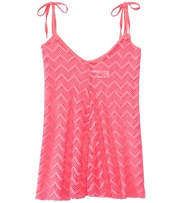 Gossip Girls' Endless Summer Crochet Cover Up Dress (7yrs-16yrs)