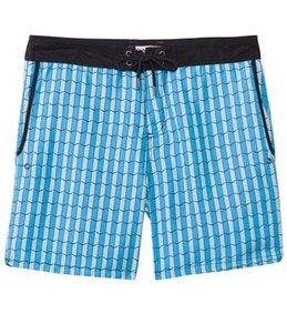 Mr.Swim Men's Chuck Shifted Swim Trunk