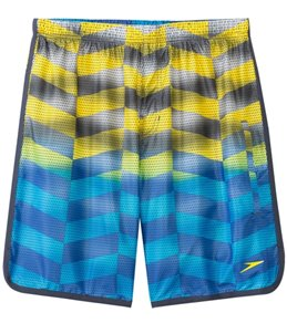 Speedo Mesh Blend Hydrovolley with Compression Jammer