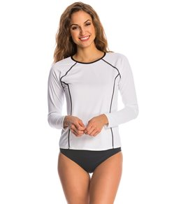 1ec5b67eef Women s Surf Rash Guards at SwimOutlet.com