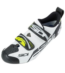 SIDI Men's T4 Air Carbon Tri Cycling Shoes