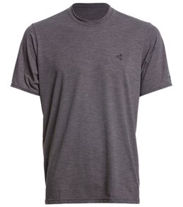 Xcel Men's Sunset Short Sleeve Heathered VentX Surf Tee