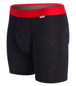 MyPakage Men's Weekday Solid  Boxer Briefs