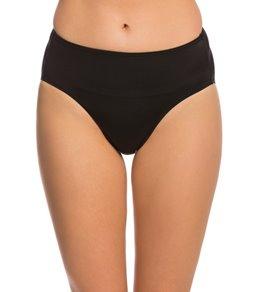 Fit4U Swimwear Solid Bikini Bottom