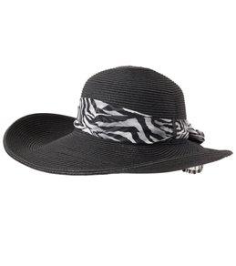 6ea8c4421bd Sun N Sand Women s Paper Braid Hat