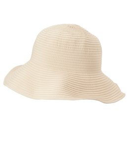 Sun N Sand Women's Ribbons Sewn Hat