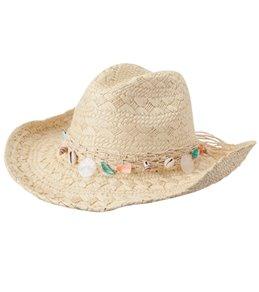 Sun N Sand Women's Westerns Concha Hat