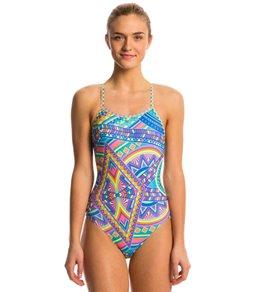 Amanzi Tribal Vibe One Piece Swimsuit