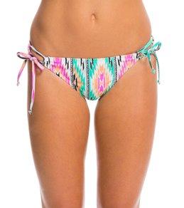 Hot Water Swimwear Western Haze Keyhole Bikini Bottom
