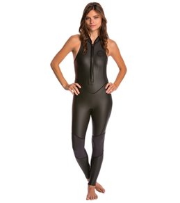 Billabong Women's 2mm Salty Jane Chest Zip Long Jane Wetsuit