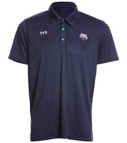 TYR USA Swimming Men's Alliance Coaches Polo