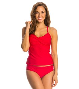 Sporti Twist Underwire Tankini Top