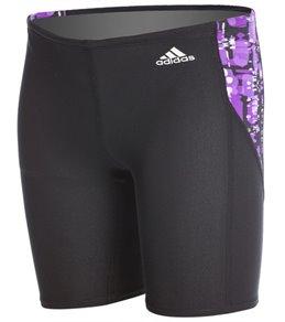Adidas Youth Amoeba Blocks Jammer Swimsuit