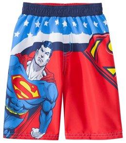 C-Life Toddler Boys' Superman Trunks (2T-3T)